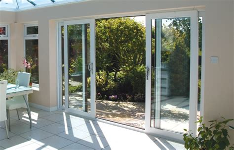 sliding patio doors for modern home designs 4 panel