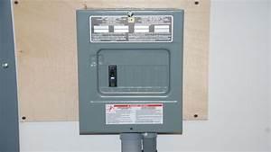 100 Amp Sub Panels