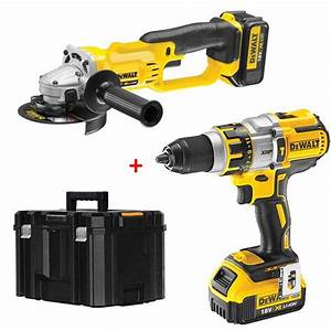 Perceuse Visseuse Percussion 18v : perceuse percussion 18v xr li ion 4ah dewalt ~ Edinachiropracticcenter.com Idées de Décoration