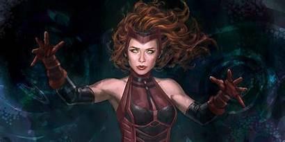 Scarlet Witch Concept Mcu Wandavision Costume Comics