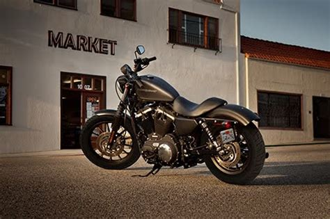 Harley Davidson Iron 1200 Modification by 2011 Hd Sportster Xl883n Iron 883