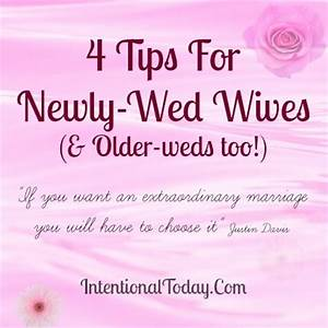 4 Tips for Newl... Newlywed Advice Quotes