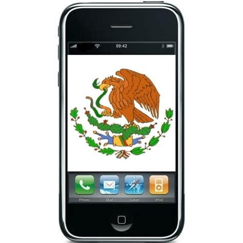 mexican iphone apple s iphone to quot arribar quot in mexico
