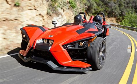 Polaris Slingshot First Drive