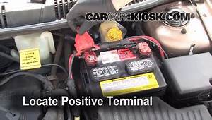 How to Jumpstart a 2000 2005 Dodge Neon 2001 Dodge Neon
