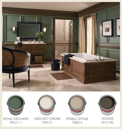 colorfully behr part 1 picking interior trim color