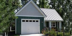 Garage Plans - Garage Apartment Plans - Outbuildings