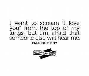 I'm sorry I... Introvert Boy Quotes
