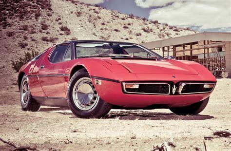 Vintage Maserati by Vintage Corner Maserati Bora Premier Financial Services