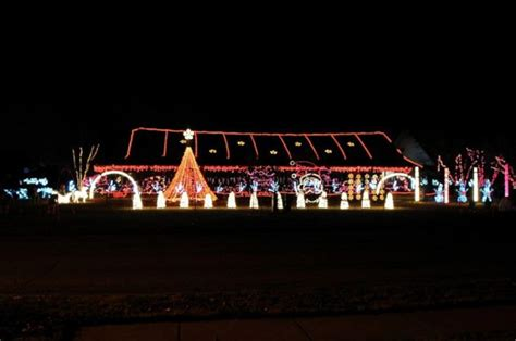 the 11 best christmas light displays in indiana in 2016