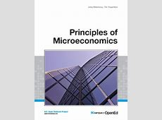 Open Textbooks of the Day Economics BCcampus