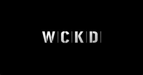 wckd maze runner wicked wikia logos newtmas fanfiction memories fandom powered eighteen chapter runners villains wattpad logolynx
