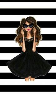 Pin by Kimberly on STRIPS | Iphone wallpaper fashion ...
