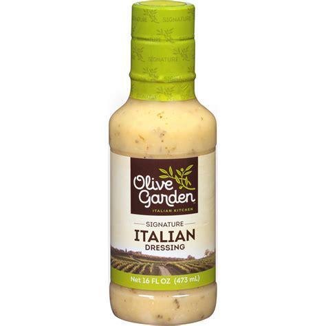 italian dressing marzetti olive garden salad dressing signature italian 16 oz