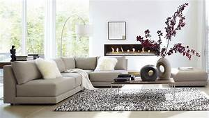 living room small living room decorating ideas with With sectional or sofa for small living room