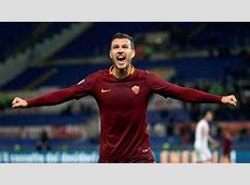 Roma 'Van Bastenlike' Edin Dzeko not interested in Real