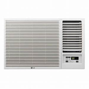 LG Electronics 7,500 BTU 115-Volt Window Air Conditioner