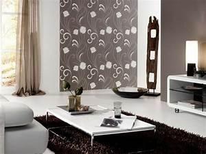 Papier Peint Moderne Salon : papier peint original la nouvelle g n ration en 30 exemples ~ Melissatoandfro.com Idées de Décoration