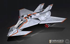 concept ships: Spaceships by Vadim Motov