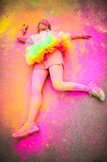 how much is the color run this looks like so much the colour run x neon