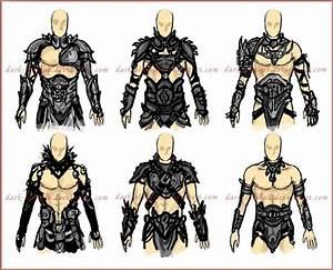 Armor Designs - Incubi by dark-sheikah on DeviantArt