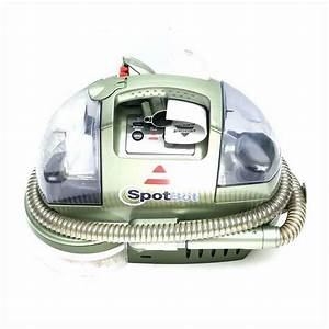 Bissell Spotbot Pet Model 1200 6 Manual  U2022 Vacuumcleaness