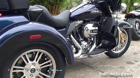 2014 Harley Davidson Tri Glide Trike 3 Wheel Motorcycle