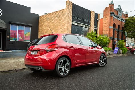 Peugeot 208 Review by 2016 Peugeot 208 Gt Line Review Caradvice