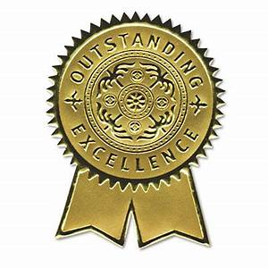 Southworth company seal certificate excellence 12 gd for Common seal template