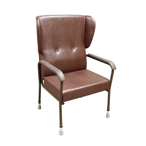 Extra Wide High Back Chair  Nrs Healthcare