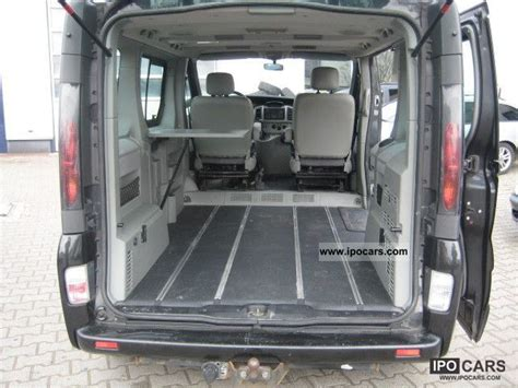 opel vivaro  informations articles bestcarmagcom