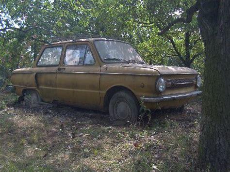 Zaporozhets Zaz 965/966/968 - Picture Gallery - Motorbase