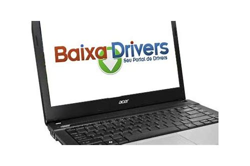acer aspire 5742 driver de baixar de video