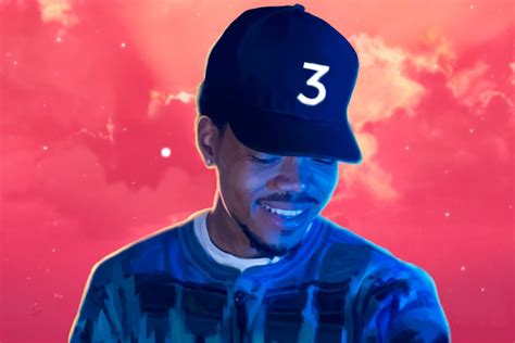 Red Sox Logo Pics Chance The Rapper 39 S Has Made His Quot 3 Quot New Era Cap An Official Product Mechanical Dummy