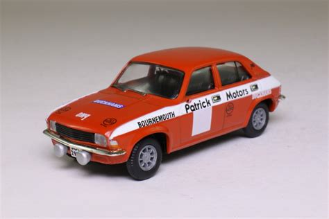 Vanguards VA04505; Austin Allegro; Patrick Motors Racing 52855
