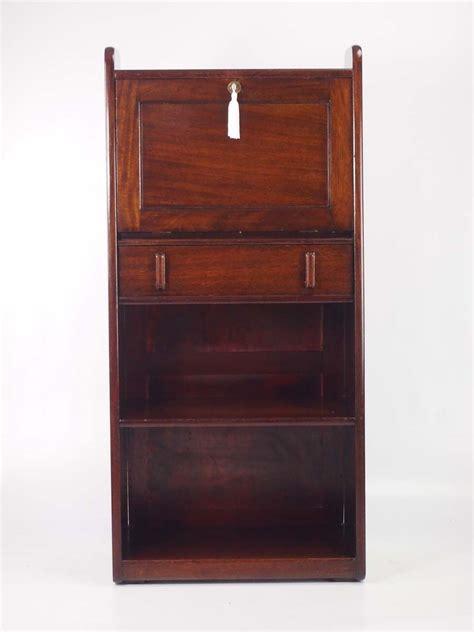 deco bureau slim deco mahogany bureau