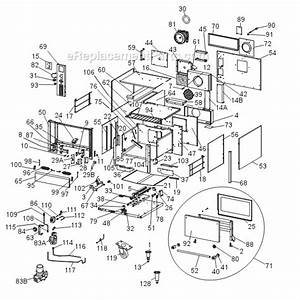 Garland C836-6 Parts List And Diagram