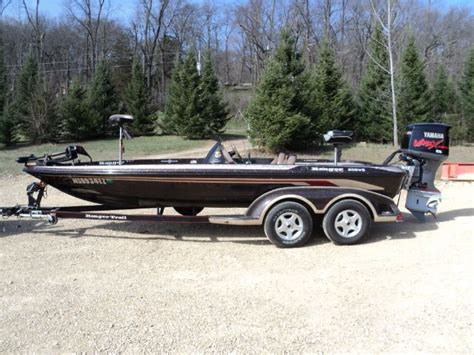 Used Ranger Bass Boats For Sale In Wisconsin by Ranger New And Used Boats For Sale In Wisconsin