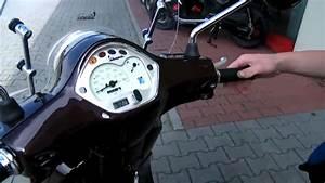 Vespa Roller 50 : anleitung vespa lx 50 4t touring 2010 roller scooter ~ Jslefanu.com Haus und Dekorationen