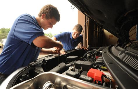 Baltimore County Students In National Auto Skills