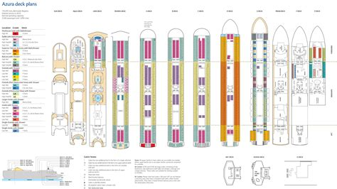azamara journey deck plan travelocity 8 215 8 deck plans deck design and ideas