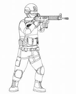 Swat Drawing At Free For Personal Use