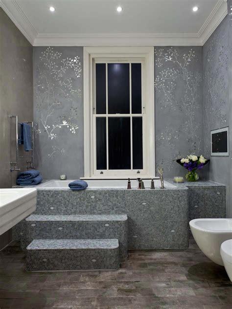papiers peints salle de bains papier peint salle de bain offrant la possibilit 233 de personnaliser 224 volont 233 notre d 233 co design
