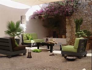 Meubles De Jardin Crer Un Salon De Jardin Pratiquefr