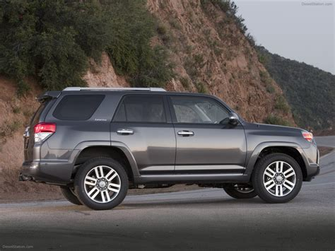 toyota ltd toyota 4runner limited 2012 exotic car picture 13 of 40