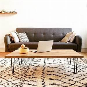 Pied De Table En épingle : pieds de table basse originale ~ Dailycaller-alerts.com Idées de Décoration