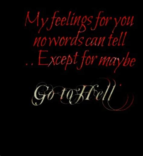 No Feelings by Quotes About No Feelings Quotesgram