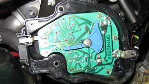Windshield Wiper Motor Cover  Found My Problem