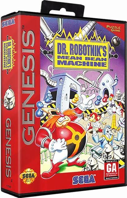 Robotnik Mean Bean Dr Machine Launchbox