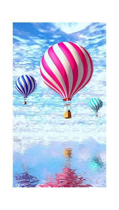 Air Balloon Balloons Gifs Animated Animations Photobucket